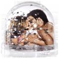 Sněžící koule Amore Silver s Vaší fotografií