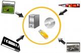 Digitalizace fotografií,kinofilmů a videa