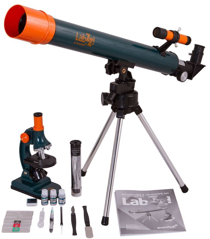 Levenhuk LabZZ MT2 Kit (microscope+telescope)