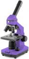 Levenhuk Mikroskop Rainbow 2L PLUS Amethyst