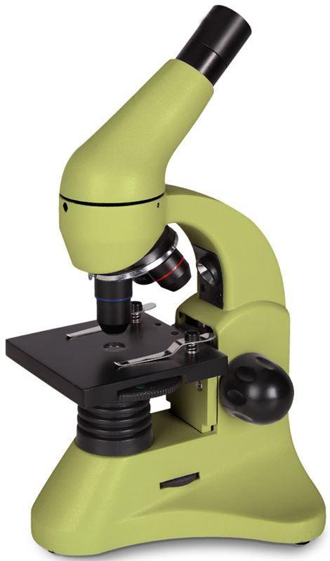Levenhuk Mikroskop Rainbow 50L Lime