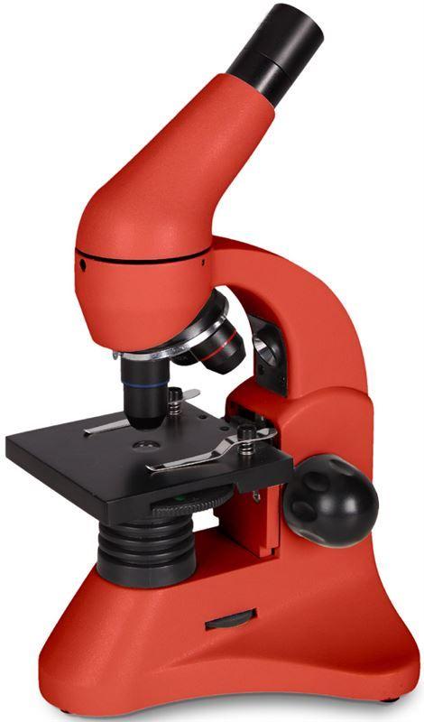 Levenhuk Mikroskop Rainbow 50L PLUS Orange