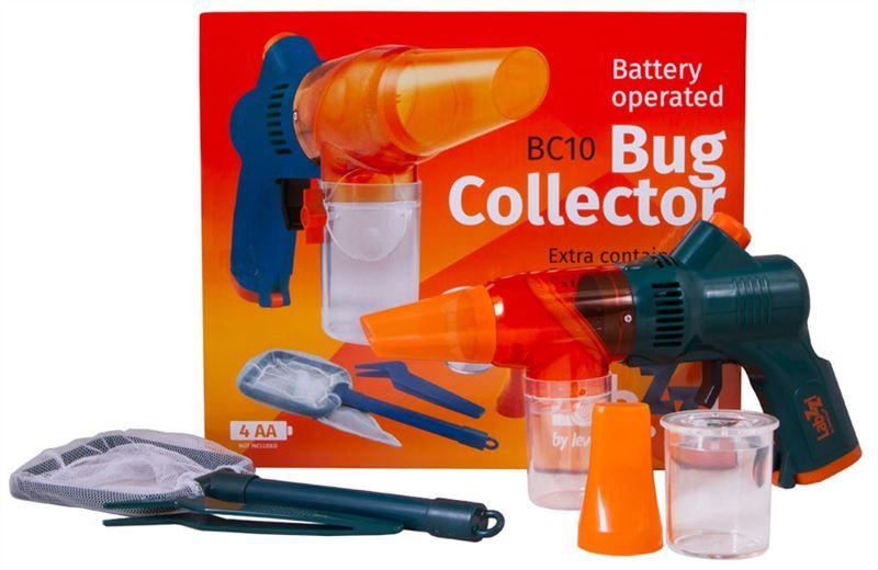 Levenhuk LabZZ Bug Collector BC10