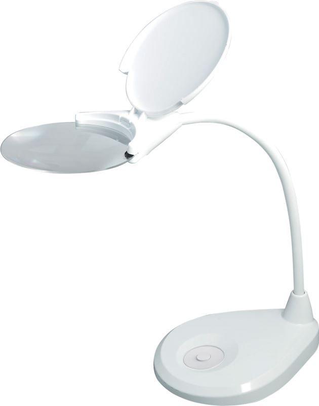 Levenhuk lupa Zeno Lamp ZL7 white