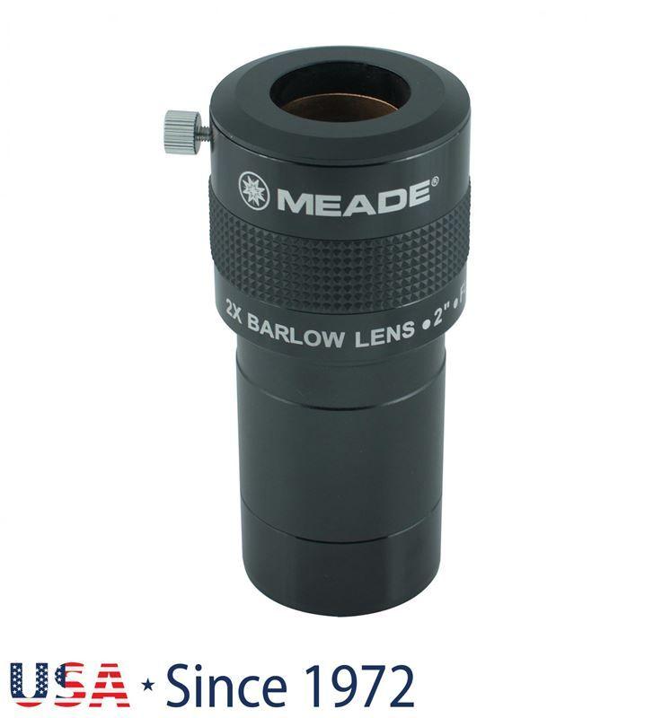 "Meade 2xBarlow Lens 2"""