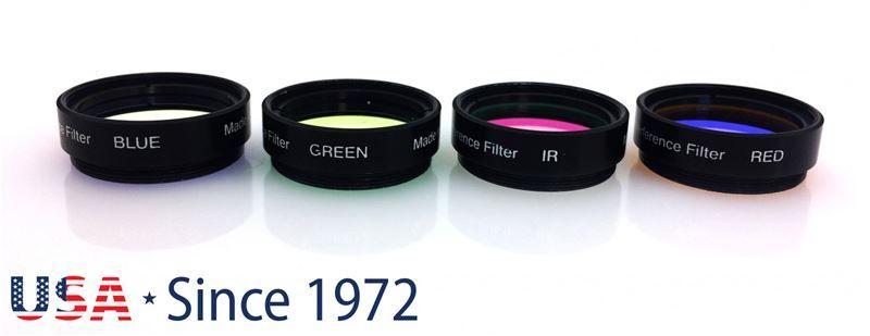 Meade Dep Sky Imager RGB color filter set