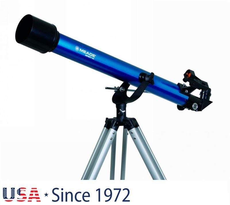 Meade Infinity 60mm AZ Refractor Telescope