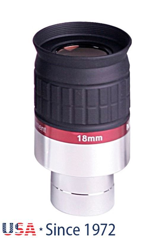 "Meade Series 5000 HD-60 18mm 1.25"" 6-element eyepi"