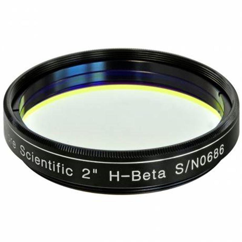 """Explore Scientific H-Beta Nebula 2"""" Filter"""
