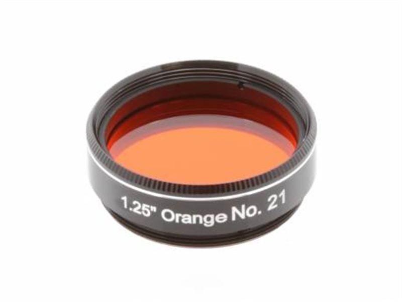 """Explore Scientific Orange N21 1.25"""" Filter"""