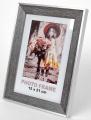 Fotorámeček Portree 10x15 2 šedý Fandy