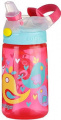 Autospout HL James 420 růžová s ptáčky CONTIGO
