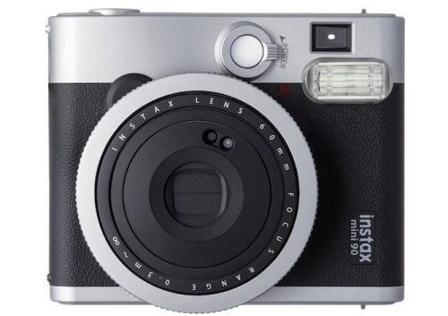 Fotoaparát Fujifilm Instax Mini 90 Instant Camera NC EX D black