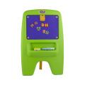 Hračka G21 Dětská tabule magnetická s klipem
