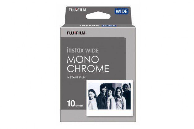 Instantní film Fujifilm instax WIDE MONOCHROME 10 fotografií
